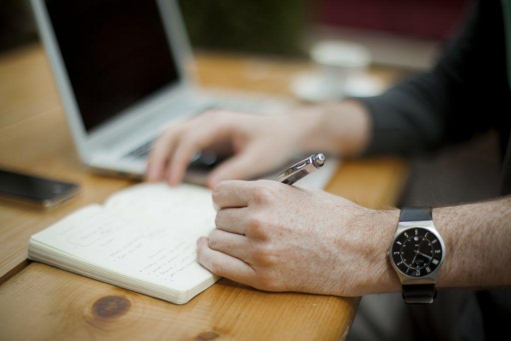 write blog succeed
