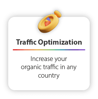 Ready to increase your traffic?