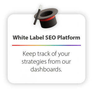 Keep track of your strategies from our dashboards.